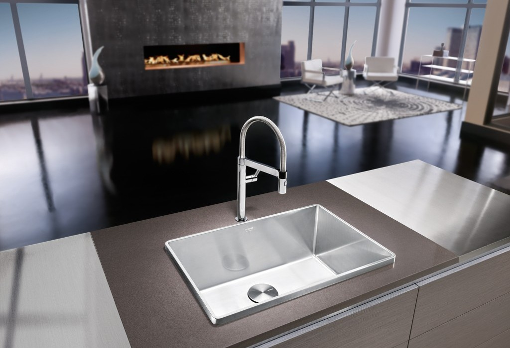 Blanco America Introduces One Sink And Attica At Kbis 2014